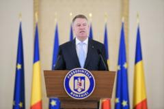 """Iohannis cheama partidele, joi, la consultari. Noul premier, anuntat maine seara: """"Primul pas a fost facut spre anticipate!"""""""