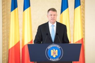 Iohannis cheama partidele la Cotroceni - vezi programul consultarilor
