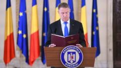 Iohannis cheama partidele la consultari pe justitie. PSD participa fara Dragnea