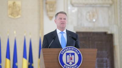 Iohannis cheama partidele la consultari pe tema referendumului: Corlatean nu va fi ministru la nimic!