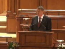 Iohannis cheama partidele la consultari