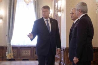 Iohannis contesta la CCR legea care-i scapa de dosare si condamnari pe Dragnea si Tariceanu