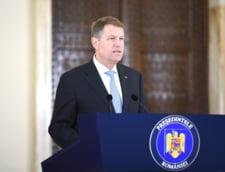 Iohannis contesta la CCR o Lege prin care politistii ar avea puteri sporite