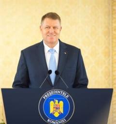 Iohannis critica Guvernul in prima zi de scoala: Am ajuns in 2017 sa reintroducem metode demult apuse