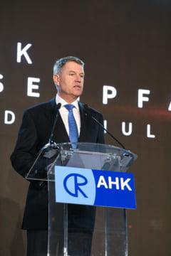 Iohannis critica masurile Guvernului in fata oamenilor de afaceri din Germania: Aduc prejudicii la adresa bunastarii romanilor