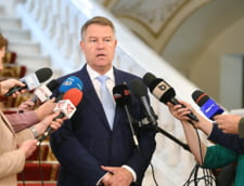 "Iohannis critica presa chiar de ziua ei: Din pacate, are o regula - ""good news is no news, bad news is sensational"""