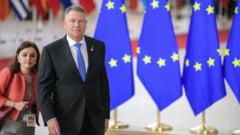 Iohannis da detalii despre cele doua teme majore discutate la reuniunea Consiliului European
