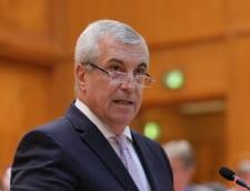 Iohannis da unda verde pentru urmarirea penala a lui Tariceanu, acuzat de DNA ca a luat spaga 800.000 de dolari