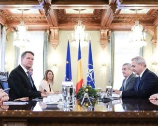 Iohannis decide prim-ministrul. PSD e convins ca va fi Dancila, PNL vrea anticipate, USR un premier non-PSD, PMP are doua propuneri