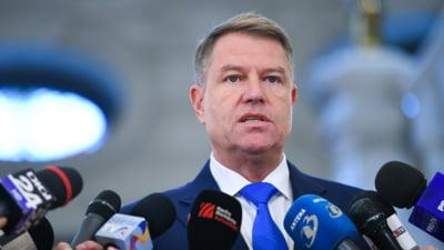 Iohannis declara ca obiectivul sau este castigarea unui nou mandat: Nu ma tem de vreun contracandidat