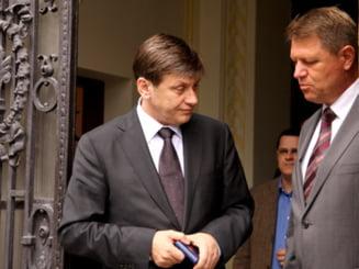 Iohannis demisioneaza din FDGR. Functia de prim-vicepresedinte PNL, creata pentru el?