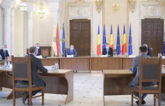"""Iohannis despre divergentele din coalitia de guvernare: """" Asa se cristalizeaza solutiile"""""""