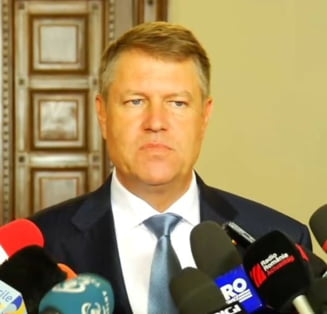 Iohannis dezvaluie ca l-a chemat pe procurorul general la Cotroceni ca sa vorbeasca de Kovesi