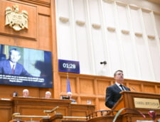 Iohannis discurs Parlament