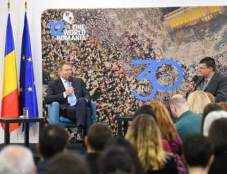 """Iohannis e """"aproape hotarat"""" sa convoace referendum odata cu alegerile: Analizam variantele, maine-poimaine voi avea un prim draft de agenda"""