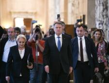 Iohannis e amenintat din nou cu CCR. Dancila: Pare un scenariu pus in scena de presedinte de ceva vreme