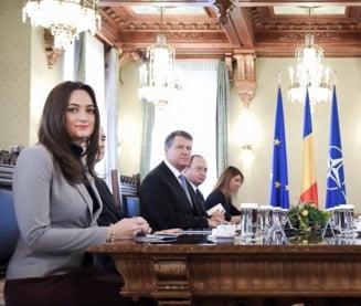 Iohannis este de acord, in principiu, ca Grindeanu si ministrii lui sa depuna juramantul pe 4 ianuarie