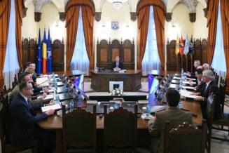 Iohannis explica de ce a suspendat sedinta CSAT