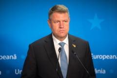 Iohannis explica de ce la Bruxelles nu s-a mai discutat de cotele obligatorii: O tema falsa!