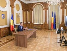 Iohannis face apel la romanii din diaspora sa nu vina acasa de sarbatori (Video)