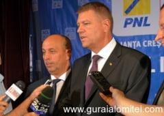 Iohannis face campanie fara atacuri la persoana