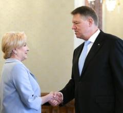 Iohannis i-a explicat in scris lui Dancila de ce a refuzat ultimii trei ministri propusi de PSD