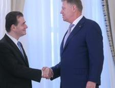 Iohannis i-a primit pe liderii PNL la Vila Lac 3: UPDATE Acestia au promis sustinerea evidenta a tuturor mesajelor presedintelui