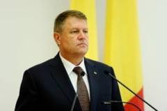Iohannis i-a scris lui Timofti: Romania sustine proiectele Republicii Moldova