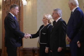 Iohannis ii cere lui Dancila sa-i trimita ordinea de zi a fiecarei sedinte de guvern cu 24 de ore inainte