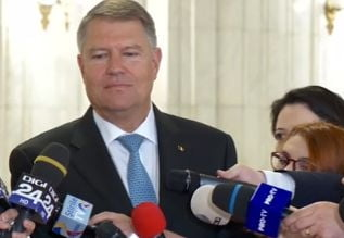 Iohannis ii da replica lui Toader: Nu are temei pentru sesizarea CCR. Ministrul e personal nemultumit