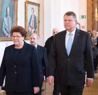 Iohannis ii incurajeaza pe investitorii germani sa vina in Romania