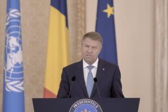 Iohannis ii raspunde lui Dancila: Acest guvern incompetent minte. Putea face rectificarea bugetara fara aviz CSAT