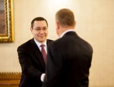 Iohannis ii raspunde lui Ponta: E foarte belicos in ultima vreme, crede ca oamenii uita ca e judecat (Video)
