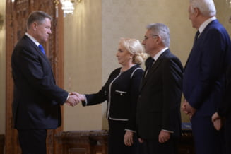 Iohannis ii scrie lui Dancila pe tema sedintelor de guvern. Premierul ii raspunde cand il va invita la Palatul Victoria
