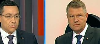 "Iohannis il provoaca pe Ponta, ""ca intre barbati"": Sa respingem Legea amnistiei si gratierii"