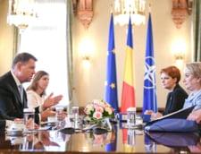 Iohannis ironizeaza anuntul lui Dancila despre Papa Francisc: Cred ca nu a inteles doamna ce s-a vorbit acolo
