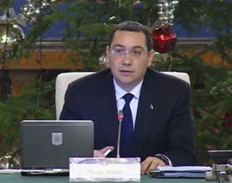 Iohannis l-a chemat pe Ponta la Cotroceni UPDATE Premierul divulga ce au discutat