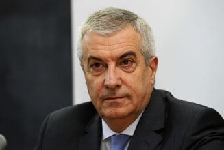 Iohannis l-ar vrea pe Ciolos premier si dupa alegeri. Tariceanu: E parte a unui plan ocult impotriva romanilor
