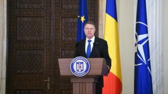 Iohannis lanseaza noi atacuri la adresa coalitiei de guvernare: Statul de drept trebuie protejat prin toate mijloacele