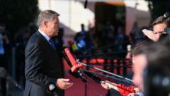 Iohannis le-a vorbit liderilor europeni despre importanta combaterii stirilor false