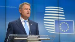 Iohannis merge, duminica, la summit-ul PPE, care precede Consiliul European