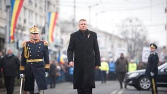 Iohannis merge luni in Parlament sa vorbeasca despre politica interna