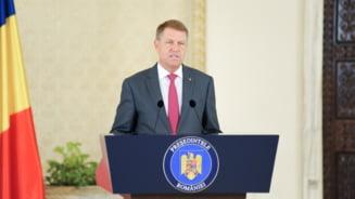 Iohannis merge vineri la summit-ul de la Bratislava, primul fara Marea Britanie