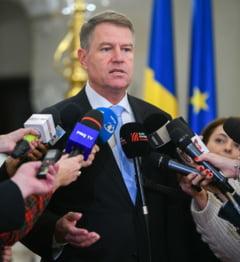 Iohannis nu accepta noii ministri: Rezolvam la CCR. De facto, Romania nu are prim-ministru. Guvernul e condus de infractorul Dragnea