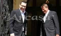 Iohannis nu il mai da in judecata pe Ponta, in cazul Codului Silvic: Intr-un fel, si-a cerut scuze