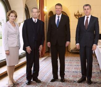Iohannis nu l-a invitat pe regele Mihai la investitura: Pur si simplu asa ceva nu se face