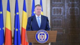 Iohannis nu ne anunta inca premierul, desi spune ca e nevoie urgent de un nou guvern. Poate luni sau marti