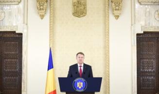 Iohannis nu se teme de suspendare si nu renunta la criteriile de integritate