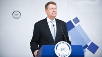 Iohannis nu vrea prag la abuzul din serviciu: Ori s-a comis, ori nu s-a comis