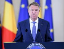 Iohannis pleaca azi la Consiliul European informal de la Salzburg